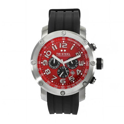TW STEEL Grandeur Tech Chronograph Gents Watch TW125